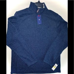 Men's Izod 1/4 Zip Sweater